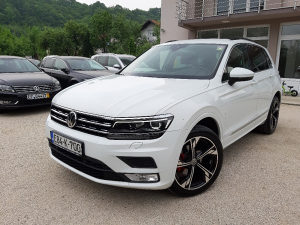VW TIGUAN DSG 2017 GOD. FABRICKA GARANCIJA TOP STANJE